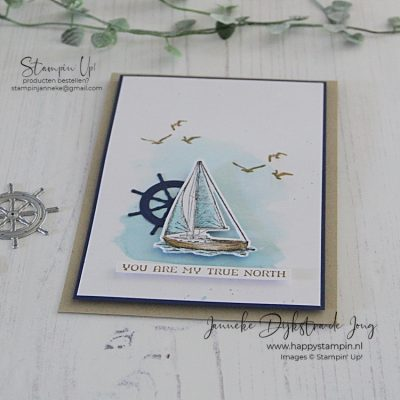 Sailing Home – Feel Good Stampin'