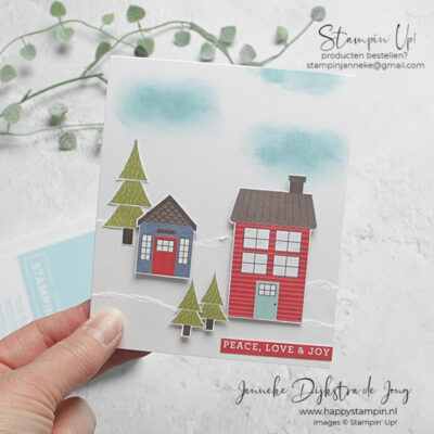 Kerst-Mix – Peace, Love & Joy