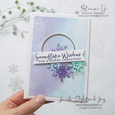 Global Design Project #262 – Snowflake Wishes