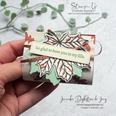 Global Design Project #263 – Chocolade verpakking