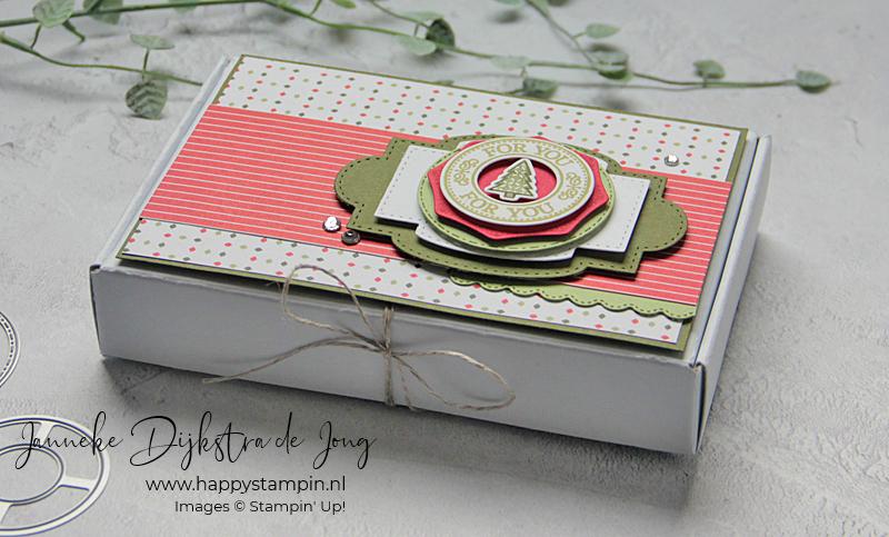 Stampin' Up! - Happy Stampin' - Janneke Dijkstra - Warm Hugs