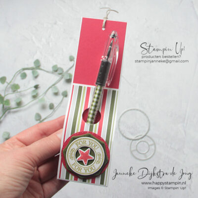 Stampin' Up! - Happy Stampin' - Janneke Dijkstra - Warm Hugs