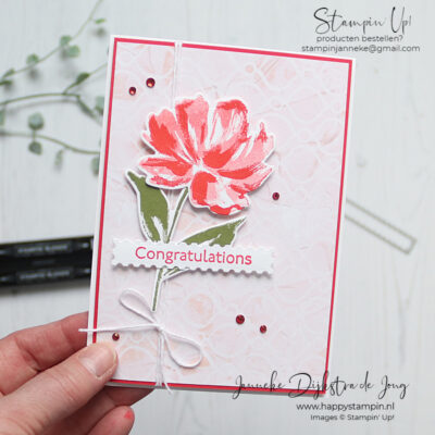 Stampin' Up! - Happy Stampin' - Janneke Dijkstra - Art Gallery
