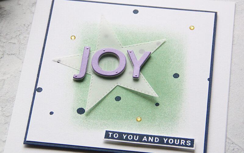 Stampin' Up! - Happy Stampin' - Janneke Dijkstra - Joy