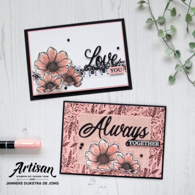 Stampin' Up! Artisan Team – Love You Always