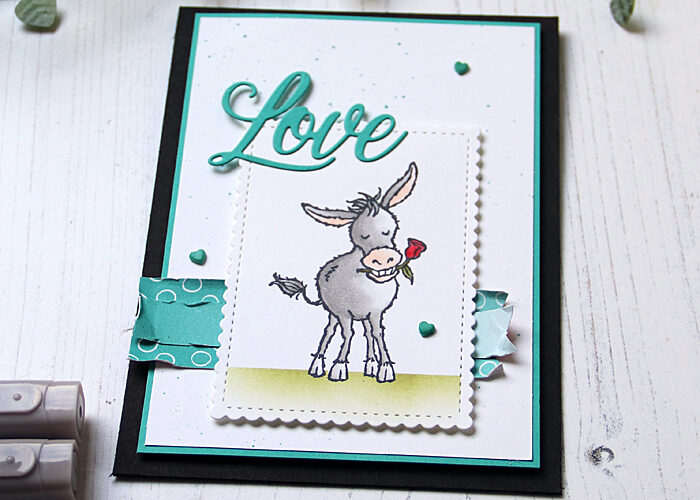 Stampin' Up! - Happy Stampin' - Janneke Dijkstra - Darling Donkeys