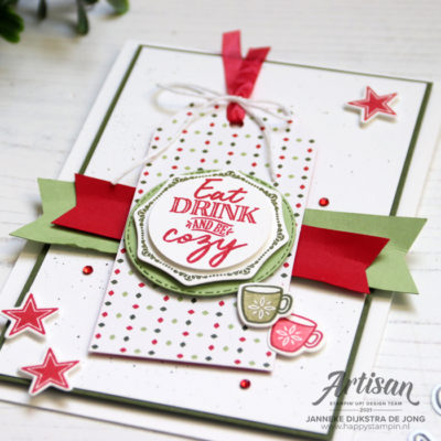 Stampin' Up! – Warm Hugs