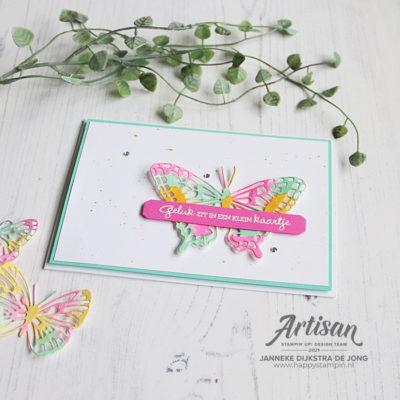 Brillant Wings – Geluk zit in een klein kaartje