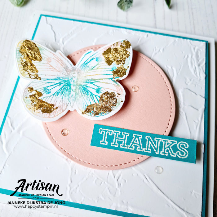 Stampin Up - Happy Stampin - Janneke Dijkstra - Butterfly Brilliance