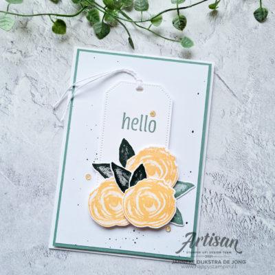 Artistically Inked – Hello