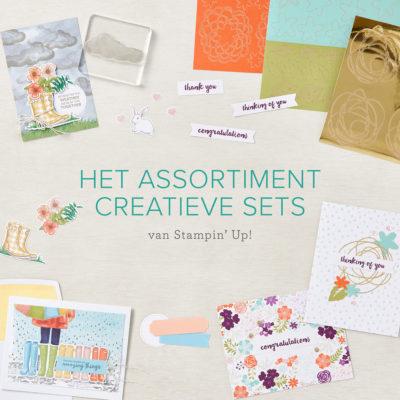 Creatieve sets collectie