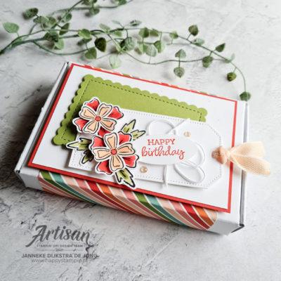 Flowers of Friendship – Happy Birthday