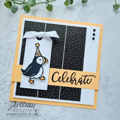 Party Puffins – Celebrate