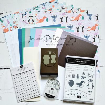 Workshop @ Home – Pinguïnpret