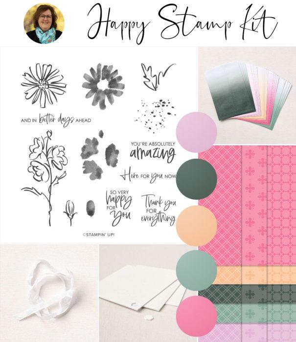 Happy Stamp Kit