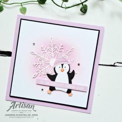 Penguin Playmates – To the coolest Friend