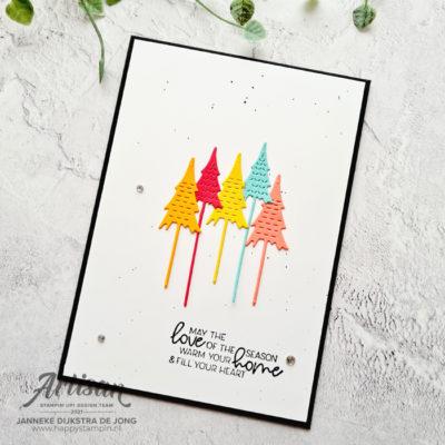 Whimsical Trees – Love of the Season