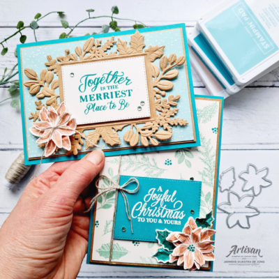 Stampin' Up! Artisan Team – Merriest Moments