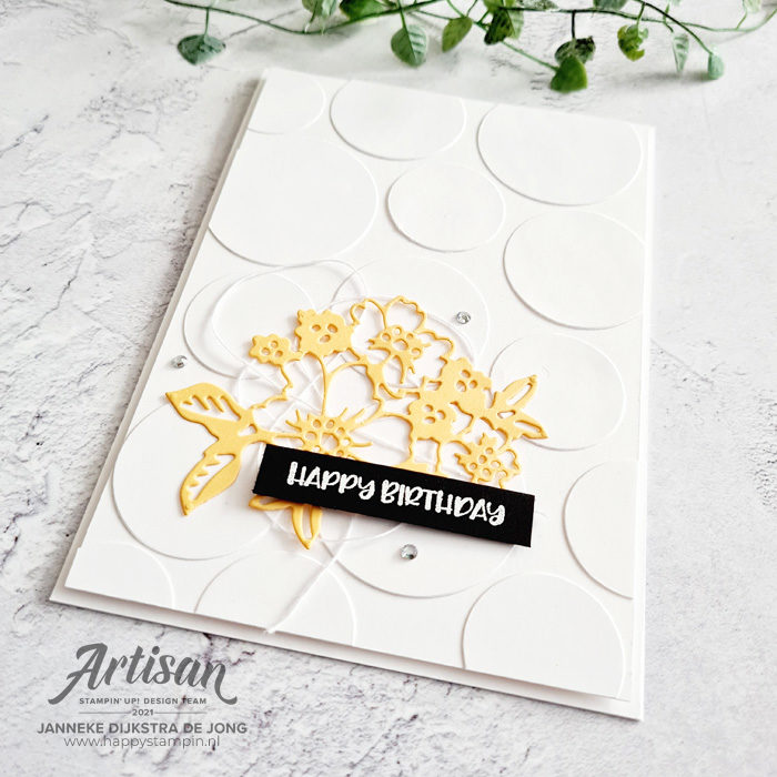 Stampin Up - Happy Stampin - Janneke Dijkstra - One Happy Family