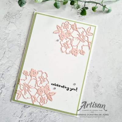 Penned Flowers – Celebrating you!